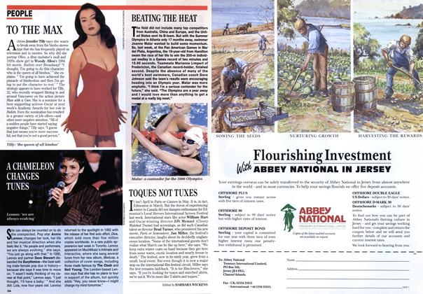 Article Preview: PEOPLE, March 1995 | Maclean's