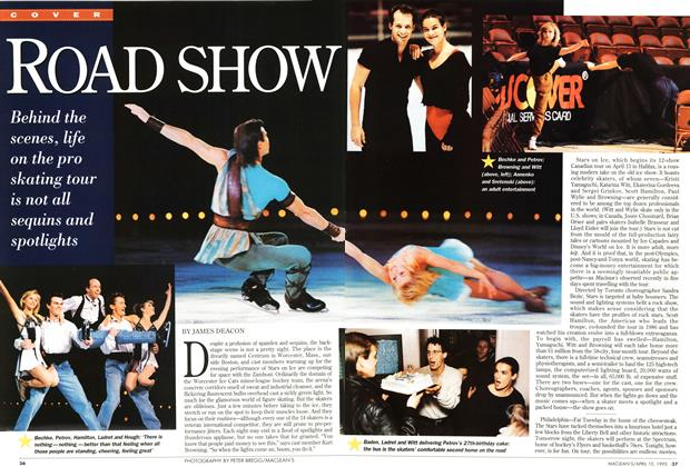 Article Preview: ROAD SHOW, April 1995 | Maclean's