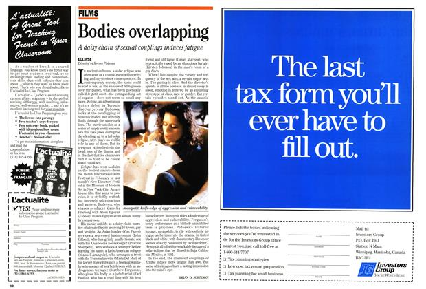 Article Preview: Bodies overlapping, April 1995 | Maclean's