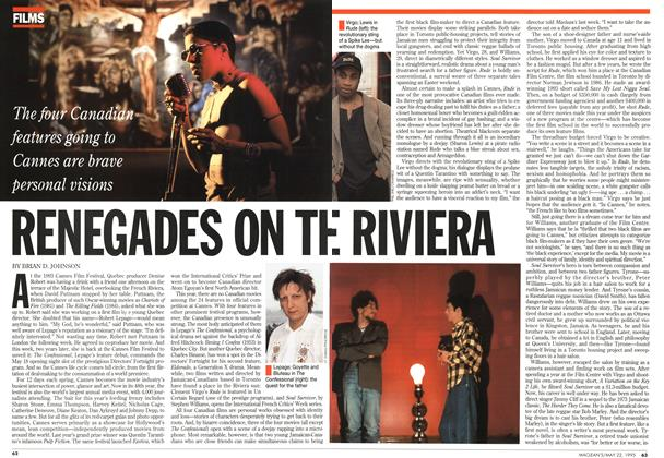 Article Preview: RENEGADES ON THE REVIERA, May 1995 | Maclean's