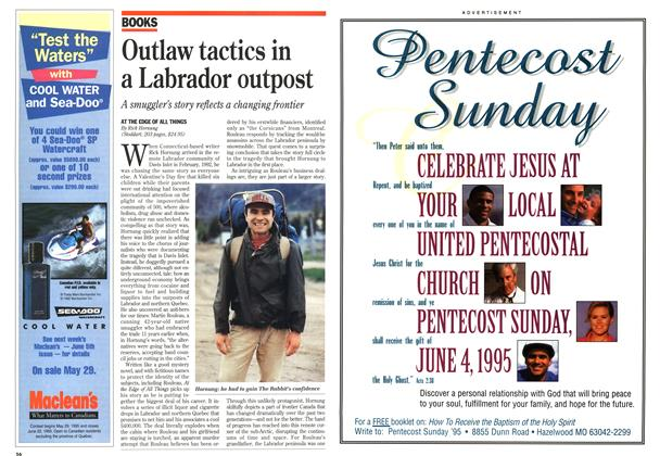 Article Preview: Outlaw tactics in a Labrador outpost, May 1995 | Maclean's