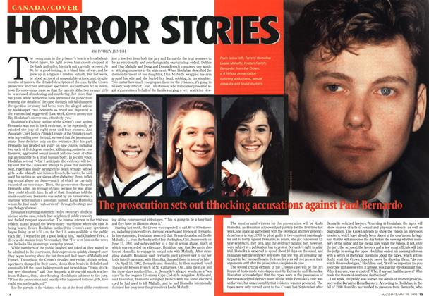 Article Preview: HORROR STORIES, May 1995 | Maclean's