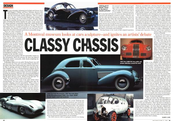 Article Preview: CLASSY CHASSIC, June 1995 | Maclean's
