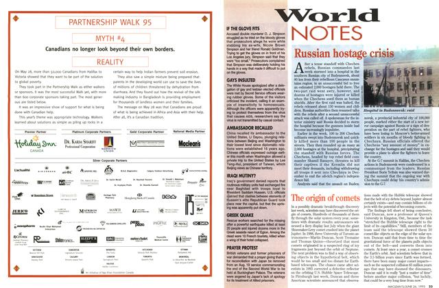 Article Preview: World NOTES, June 1995 | Maclean's
