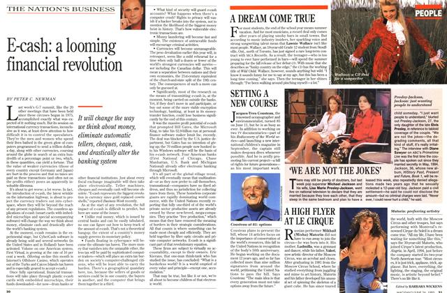 Article Preview: PEOPLE, June 1995 | Maclean's