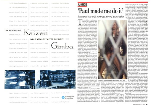 Article Preview: 'Paul made me do if, July 1995 | Maclean's