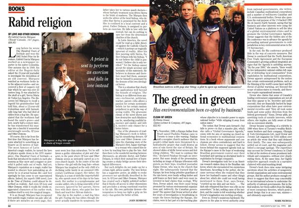 Article Preview: Rabid religion, July 1995 | Maclean's