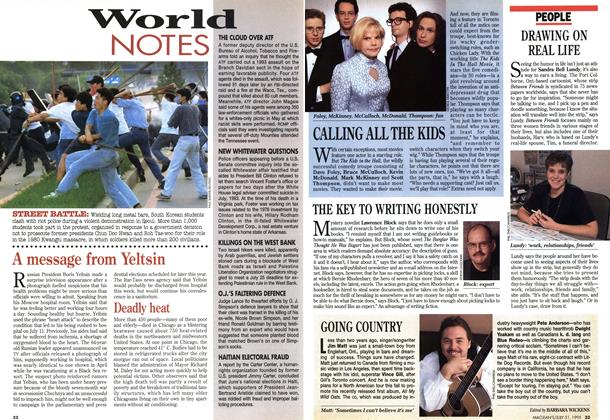 Article Preview: PEOPLE, July 1995 | Maclean's