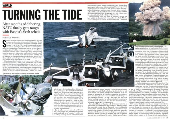 Article Preview: TURNING THE TIDE, September 1995 | Maclean's