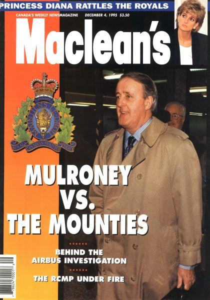 Issue: - December 1995 | Maclean's