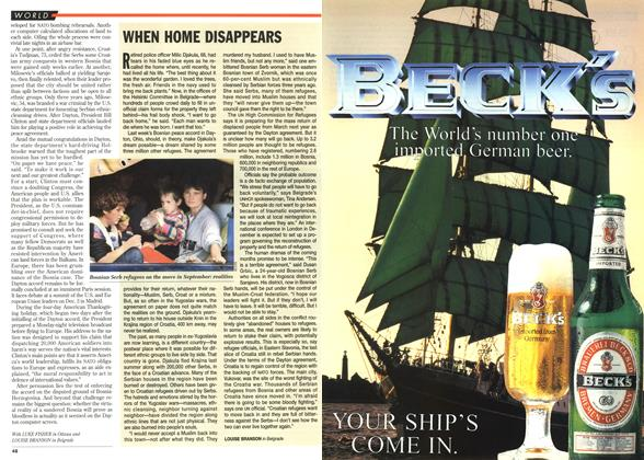 Article Preview: WHEN HOME DISAPPEARS, December 1995 | Maclean's