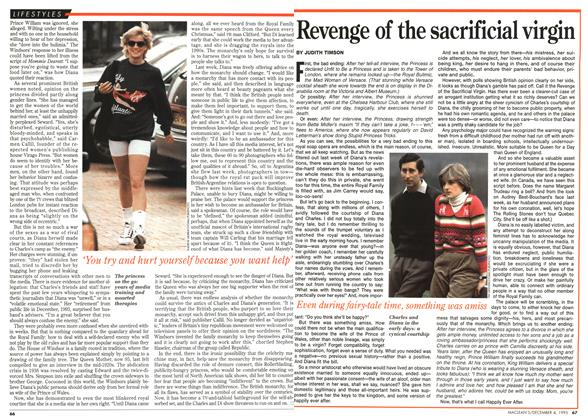 Article Preview: Revenge of the sacrificial virgin, December 1995 | Maclean's