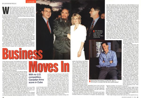 Article Preview: Business Moves in, January 1996 | Maclean's
