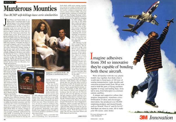Article Preview: Murderous Mounties, February 1996 | Maclean's