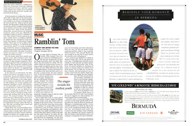Article Preview: Ramblin' Tom, February 1996 | Maclean's