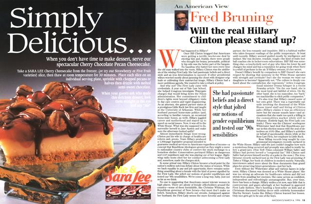 Article Preview: Fred Bruning, March 1996 | Maclean's