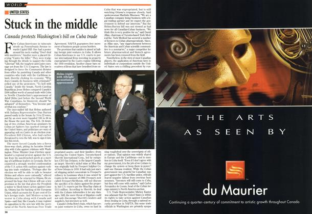 Article Preview: Stuck in the middle, MARCH 18,1996 1996 | Maclean's
