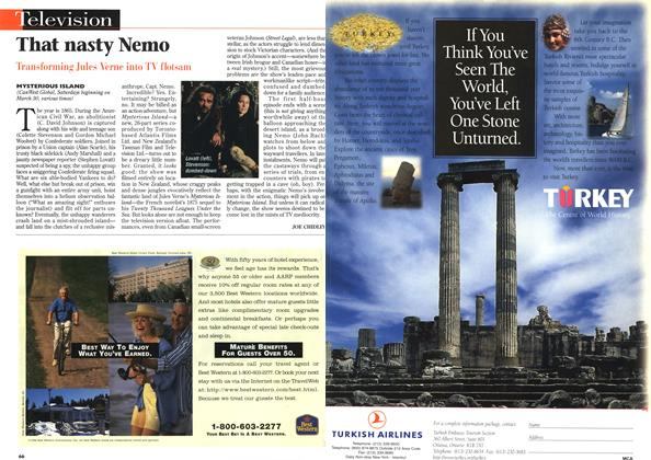 Article Preview: That nasty Nemo, April 1996 | Maclean's