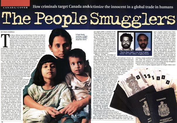 Article Preview: The People Smugglers, April 1996 | Maclean's