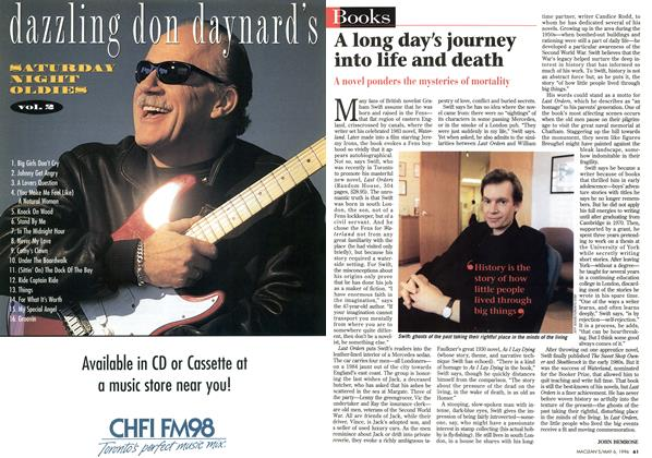 Article Preview: A long day's journey into life and death, May 1996 | Maclean's
