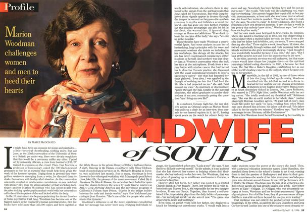 Article Preview: A MIDWIFE of SOULS, May 1996 | Maclean's