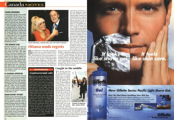 Article Preview: Canada NOTES, May 1996 | Maclean's