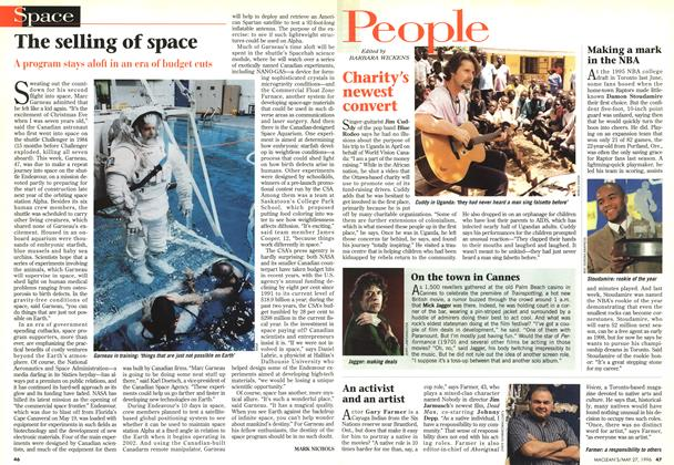 Article Preview: People, May 1996 | Maclean's