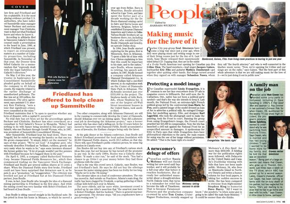Article Preview: People, JUNE 3,1996 1996 | Maclean's