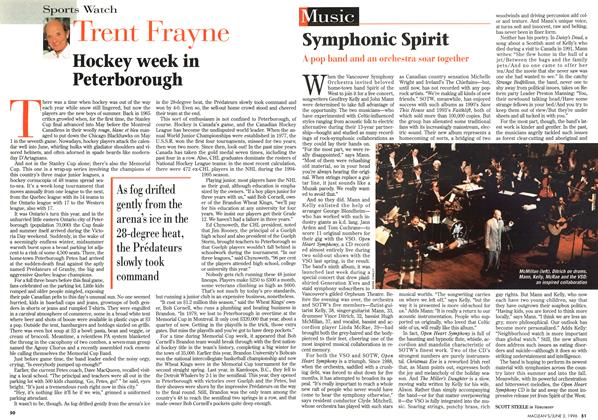 Article Preview: Symphonic Spirit, JUNE 3,1996 1996 | Maclean's