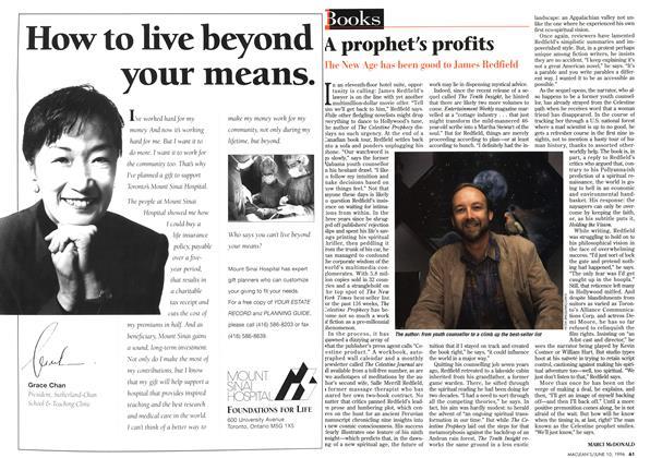 Article Preview: A prophet's profits, June 1996 | Maclean's