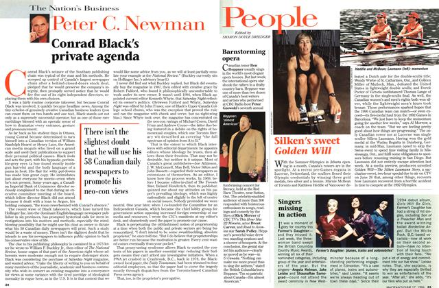 Article Preview: People, June 1996 | Maclean's