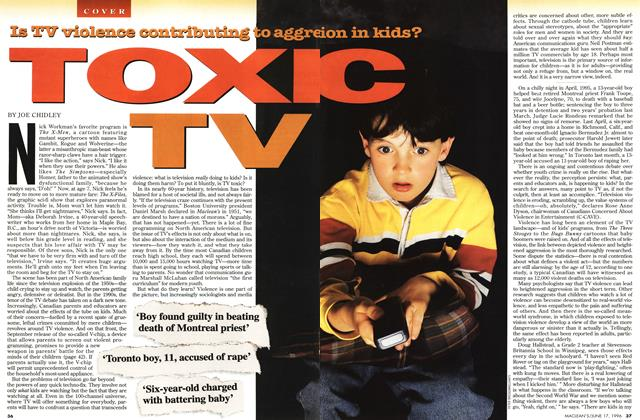 Article Preview: TOXIC TV, June 1996 | Maclean's