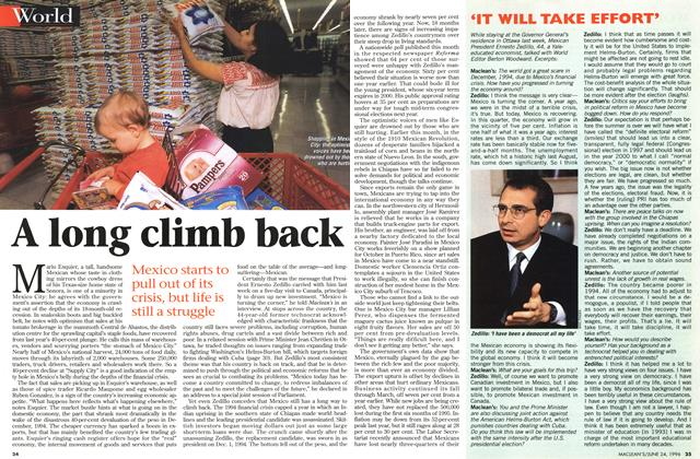 Article Preview: A long climb back, June 1996 | Maclean's