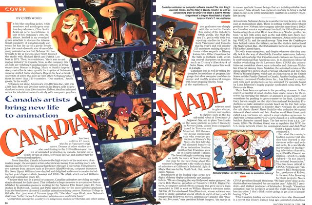Article Preview: CANADIAN MADE, June 1996 | Maclean's