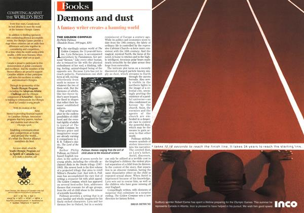Article Preview: Dæmons and dust, July 1996 | Maclean's