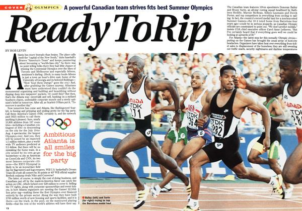 Article Preview: Ready To Rip, July 1996 | Maclean's