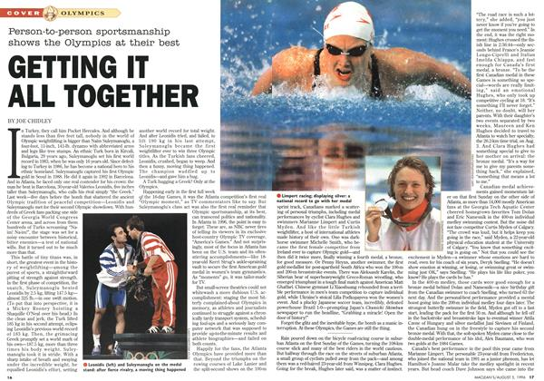 Article Preview: GETTING IT ALL TOGETHER, August 1996 | Maclean's