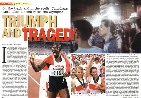 Article Preview: TRIUMPH AND TRAGEDY, August 1996 | Maclean's