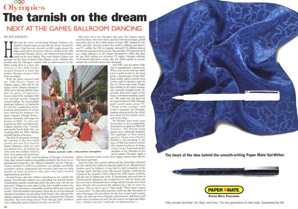 Article Preview: The tarnish on the dream, August 1996 | Maclean's