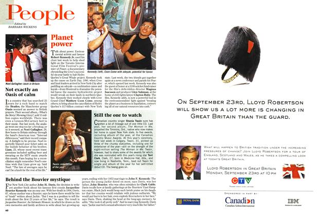 Article Preview: People, September 1996   Maclean's