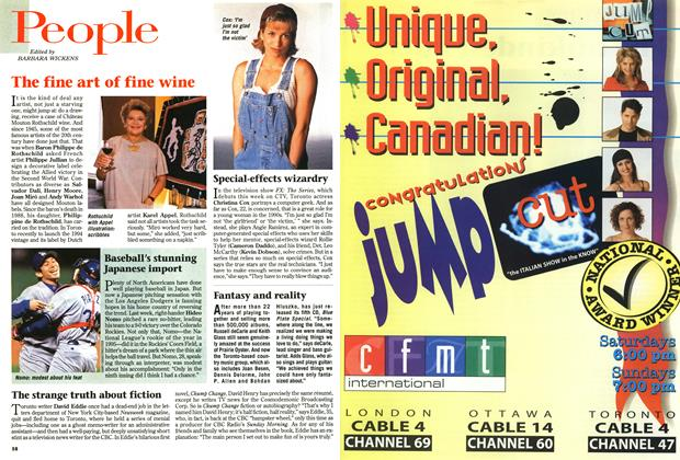 Article Preview: People, September 1996 | Maclean's
