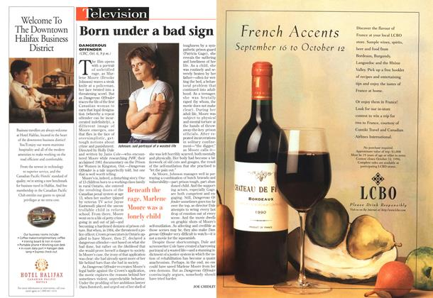 Article Preview: Born under a bad sign, October 1996 | Maclean's
