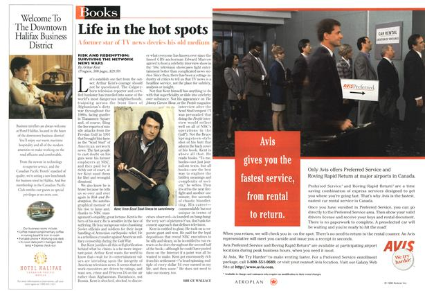 Article Preview: Life in the hot spots, October 1996 | Maclean's