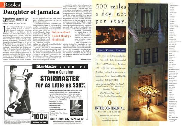 Article Preview: Daughter of Jamaica, October 1996 | Maclean's