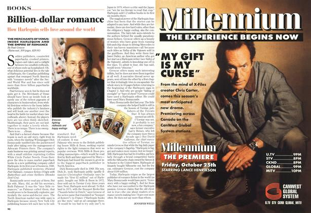 Article Preview: Billion-dollar romance, October 1996 | Maclean's