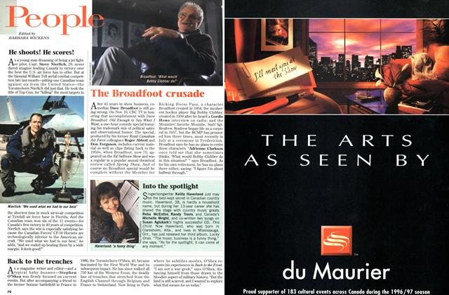 Article Preview: People, November 1996 | Maclean's