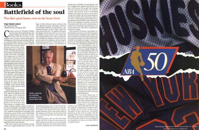 Article Preview: Battlefield of the soul, November 1996 | Maclean's