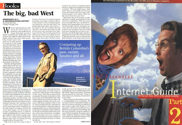 Article Preview: The big, bad West, November 1996 | Maclean's