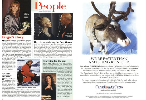 Article Preview: People, December 1996 | Maclean's