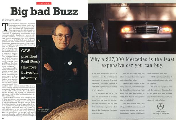 Article Preview: Big bad Buzz, December 1996 | Maclean's